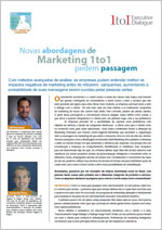 Novas Abordagens de Marketing 1to1 Pedem Passagem
